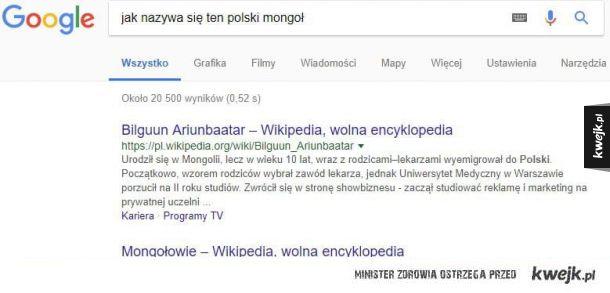 Polski mongoł