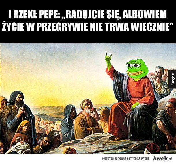 Pepe zbawiciel