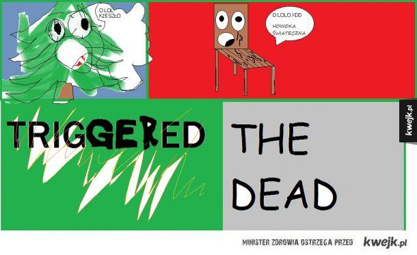 komiks o hoinoce i krzeszle