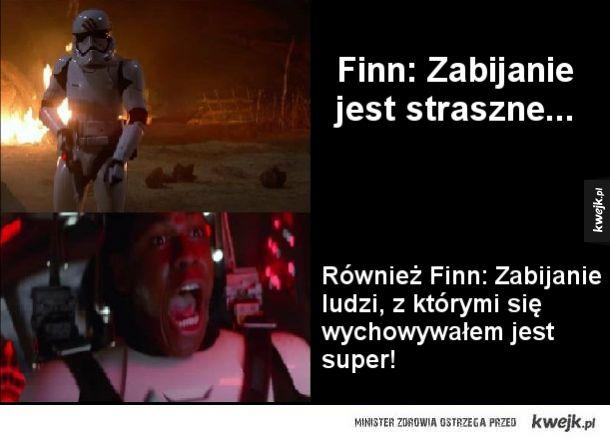 Co ten Finn...