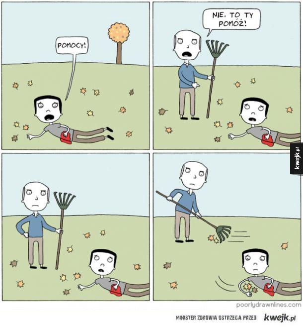 Komiksy od Poorly Drawn Lines
