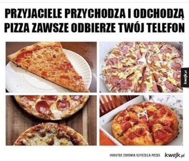 Tylko pizza :_: