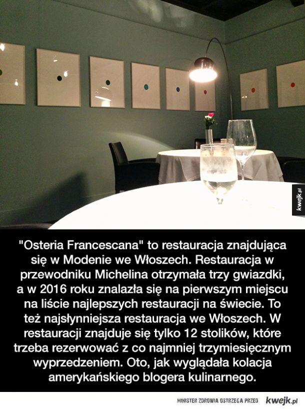 Jak wygląda kolacja w najlepszej restauracji na świecie
