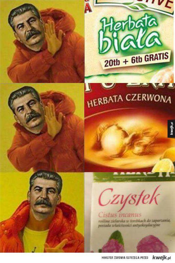Stalin zadowolony