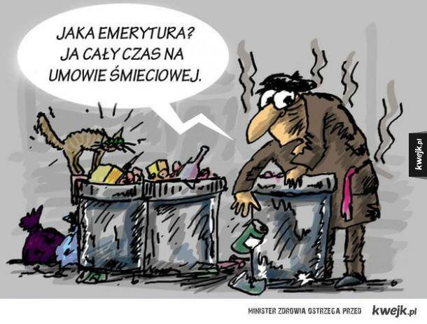 Umowa śmieciowa
