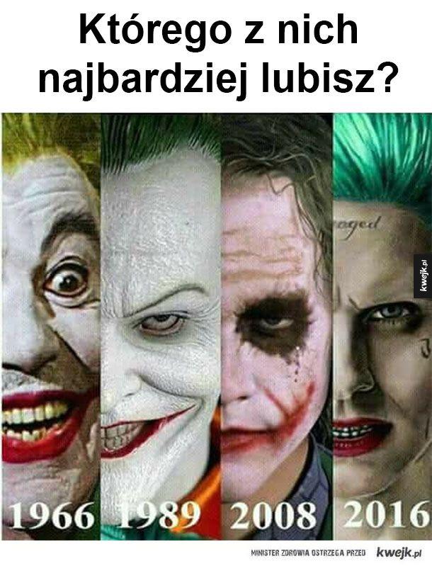 Najlepszy Joker