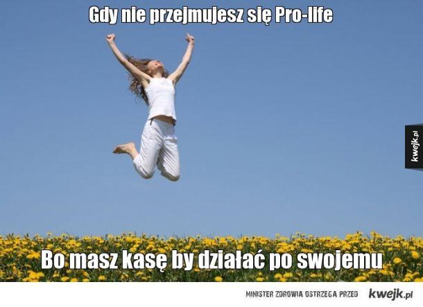 Pro - life