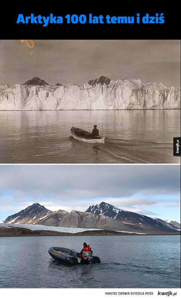 Globalna ocieplenie to mit