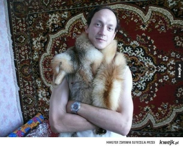 Rosjanie naprawdę kochają dywany