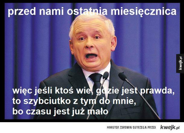 Polki i Polacy! Rodacy! Nadejszła wiekopomna chwiła