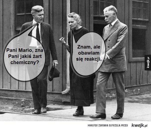 Żart chemiczny