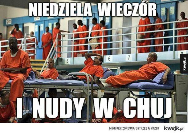 Życie w więzieniu