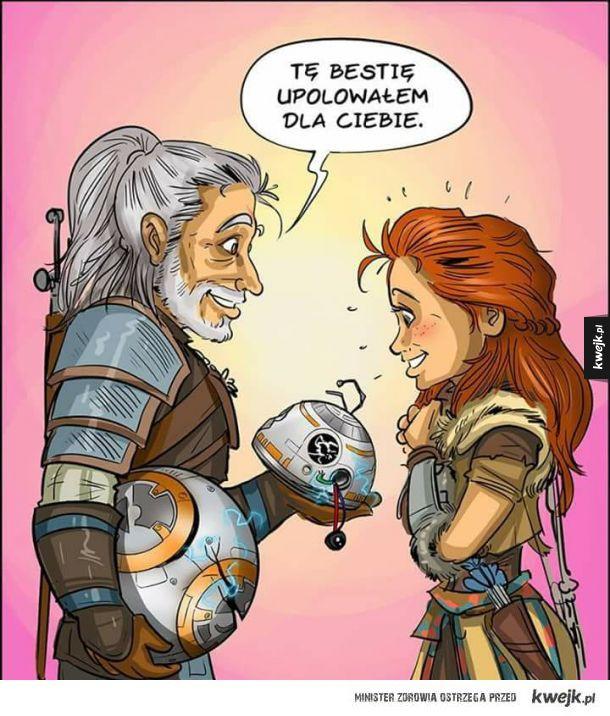 Słodki Geralt
