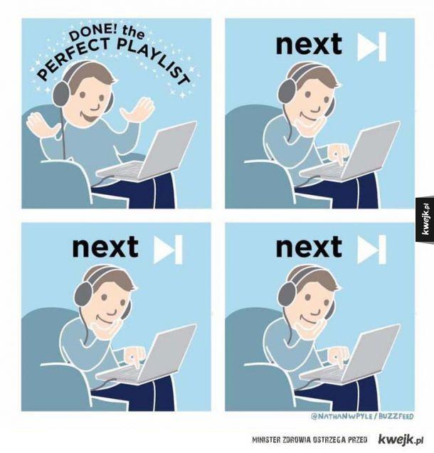 Doskonała playlista xD