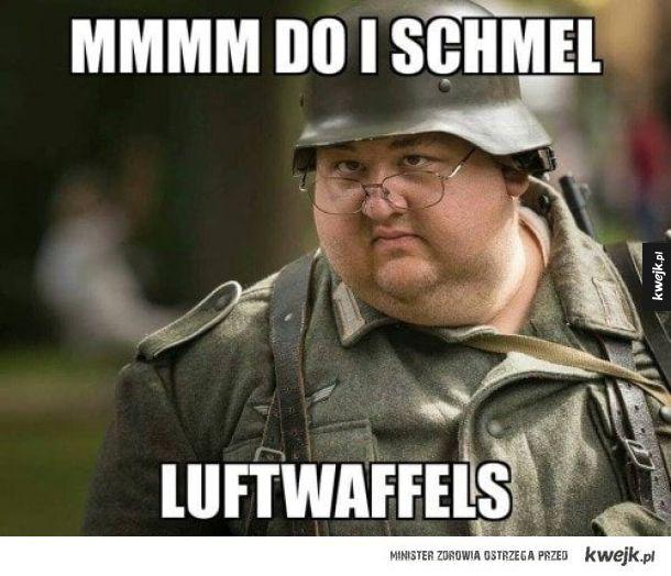 Chyba czuję waffelki