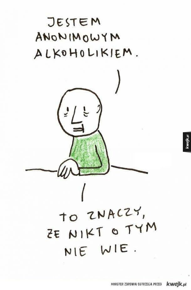 Anonimowy alkoholik