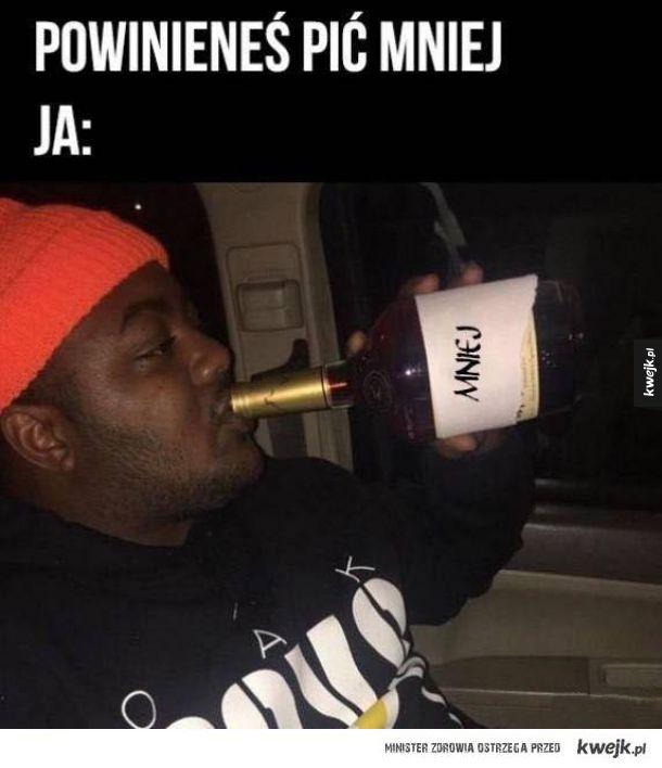 Ograniczanie picia