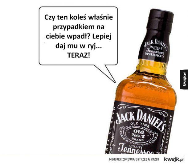 Gdyby alkohol potrafił mówić