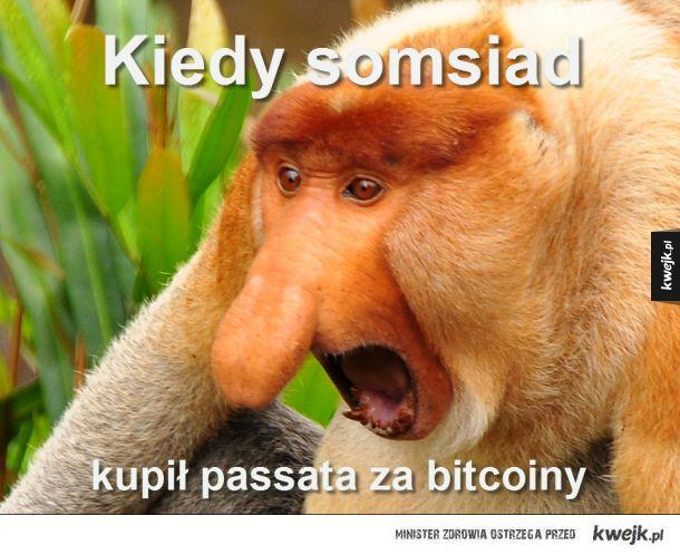 Somsiad Bitcoin Janusz