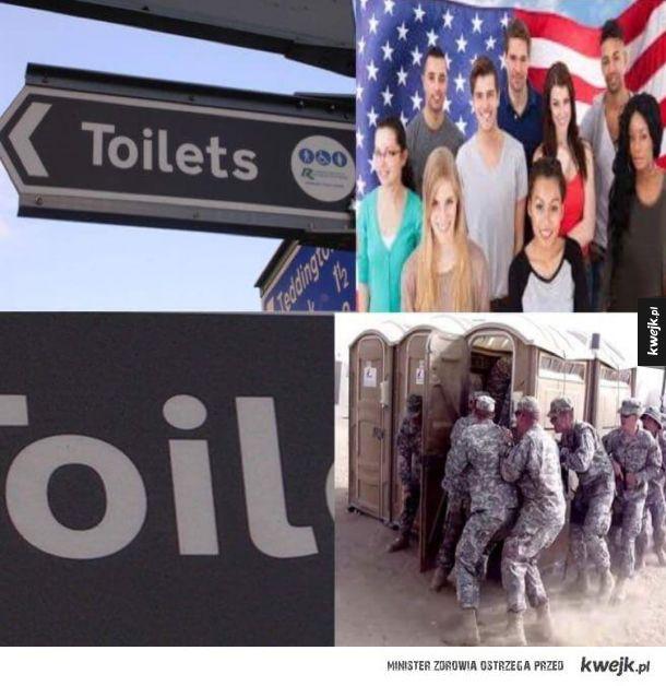 Amerykanie już po Ciebie idą