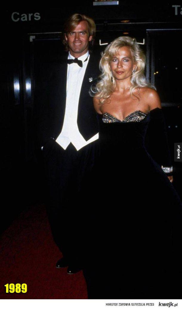 Jak Donatella Versace zmieniała się ze zwykłej kobiety w antyreklamę chirurgii plastycznej