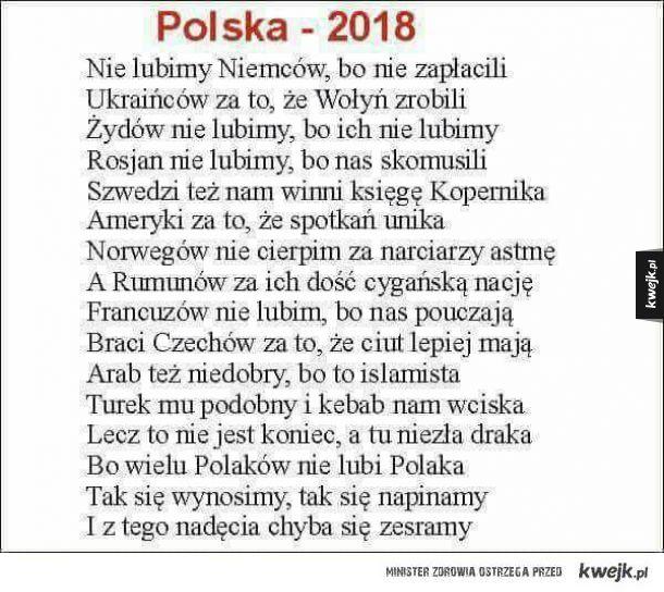 Polska 2018