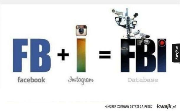 Fejsbuk + instagram