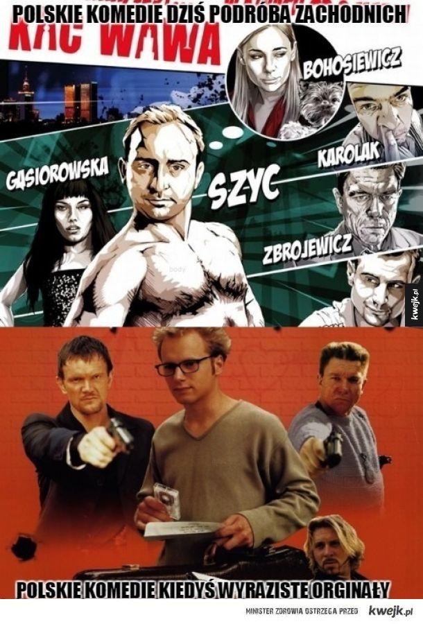 Polskie komedie...
