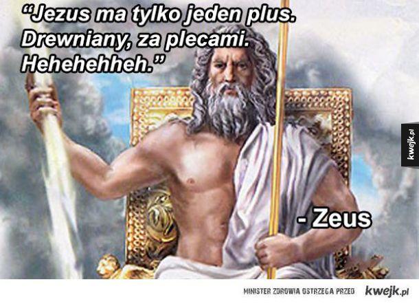 Cytaty wielkich bogów