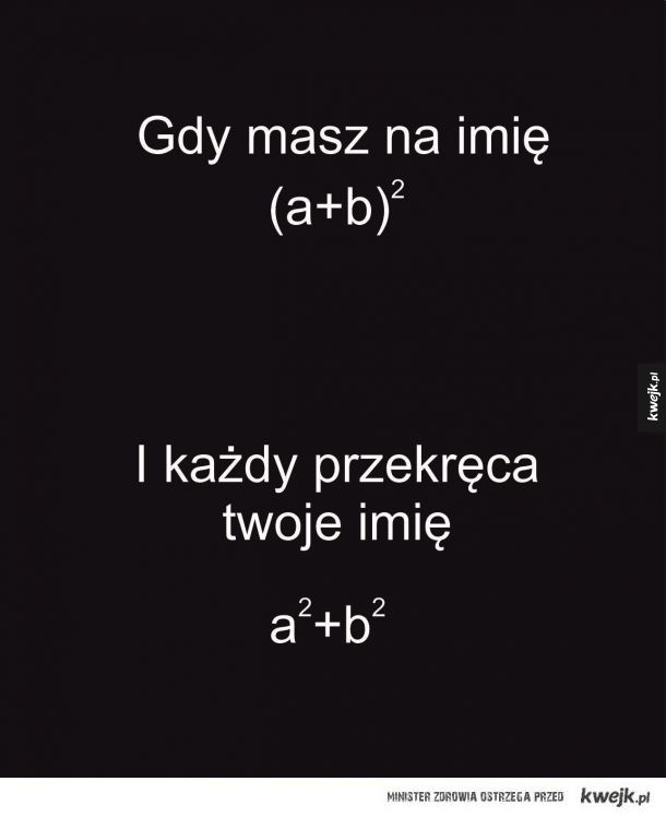 Matematyczne heheszki