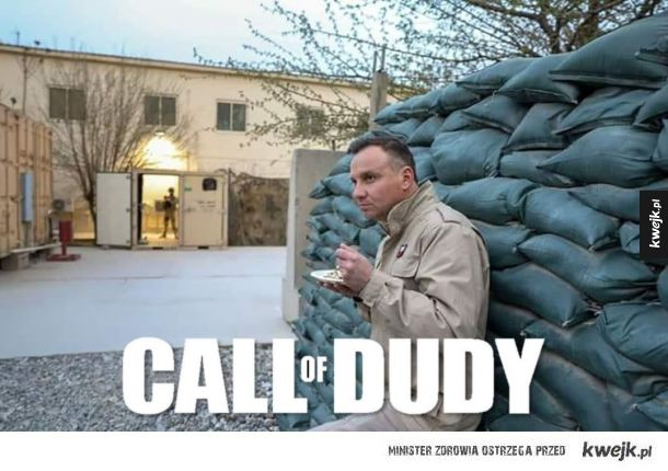 Call of Dudy