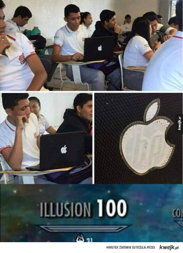 To na pewno Apple