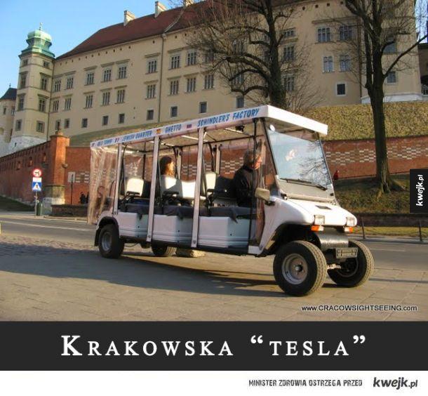 Krakowska tesla