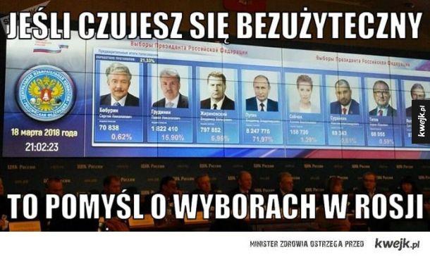 Wybory prezydenckie w Rosji
