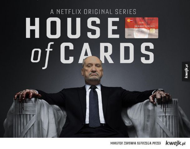 the house of mastercards