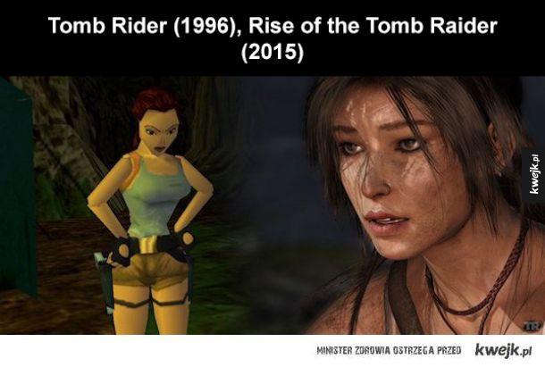 Ewolucja gier wideo