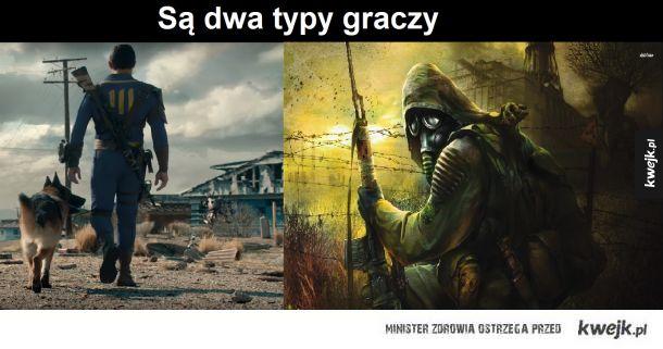 Fallout vs Stalker