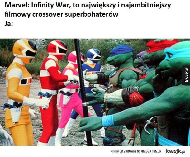 Najlepszy crossover w dziejach