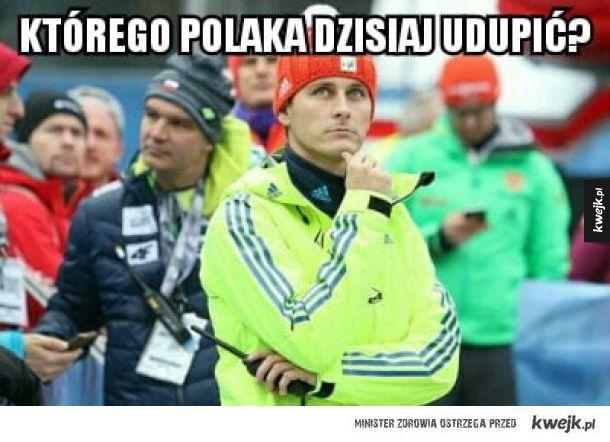 Strzelają do Polaków
