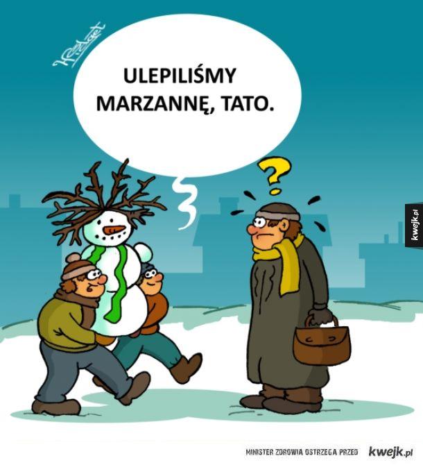 Marzanna ulepiona