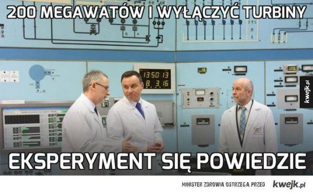 Tymczasem w Czarnobylu