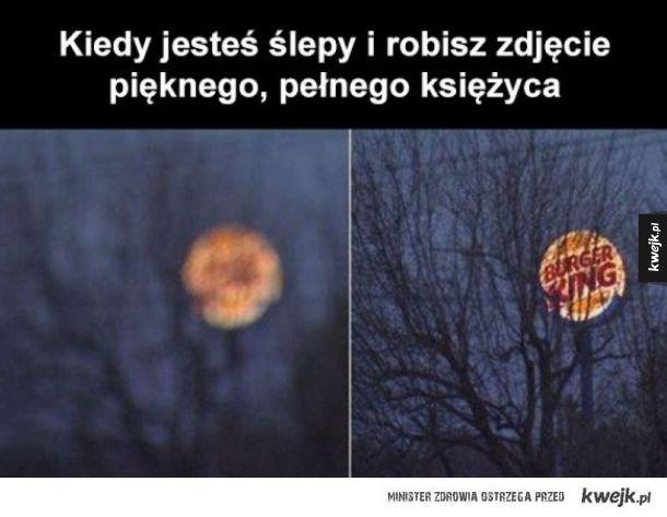 Zdjęcie księżyca