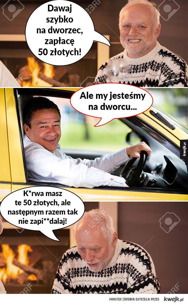 Najlepsza taksówka