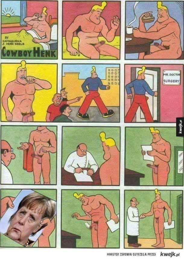 Przygody kowboja Henka