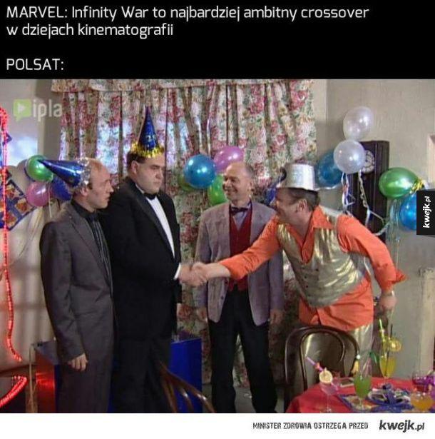 Najbardziej ambitny crossover