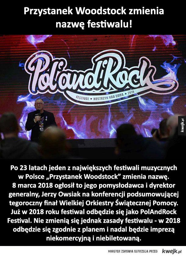 Zmiana Woodstocku
