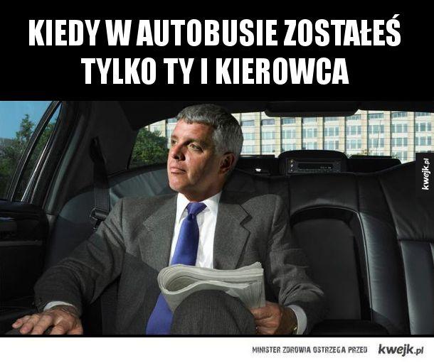 Jak w limuzynie