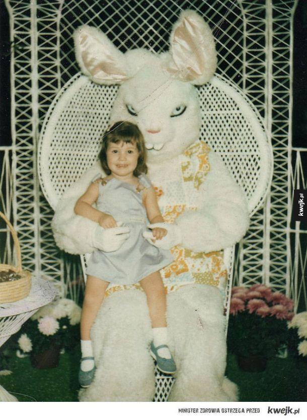 Wszyscy kochają zajączka Wielkanocnego!