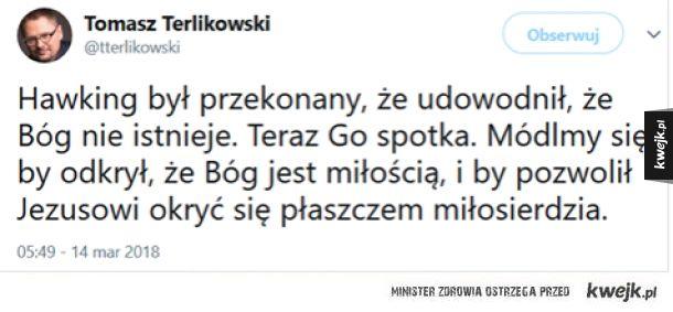 Co ten Terlikowski znowu