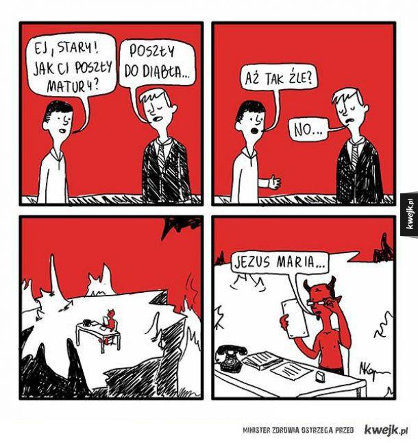 Matury do diabła